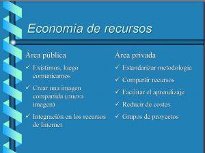 EconomiaDeRecursos